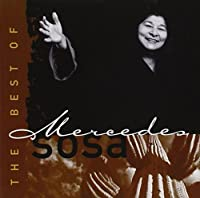 Best of Mercedes Sosa by MERCEDES SOSA (1998-02-19)