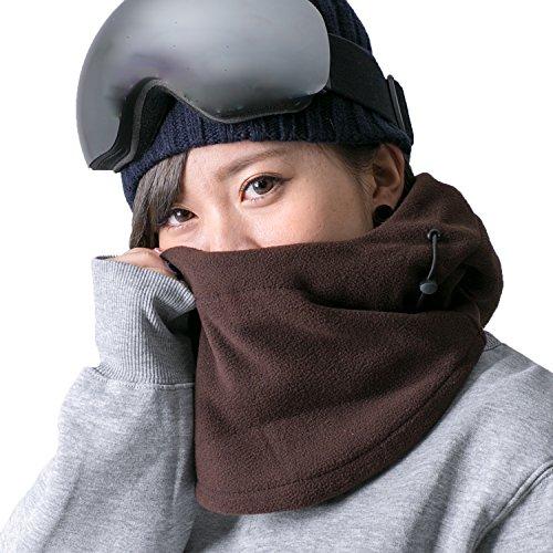 praise (プレイズ) スノボー ネックウォーマー スノーボード スキー マイクロ フリース フェイスマスク メ...