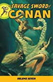 Savage Sword of Conan Volume 7