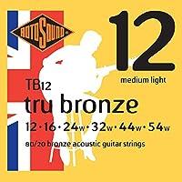 ROTOSOUND/ロトサウンド ROT-TB12 [12-54] アコースティックギター弦