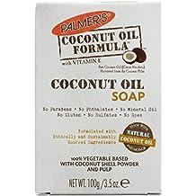 Coconut Oil Formula Soap 100g