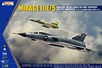 キネティック 1/48 ミラージュIIIEBR/IIIEA/5 南アメリカ プラモデル