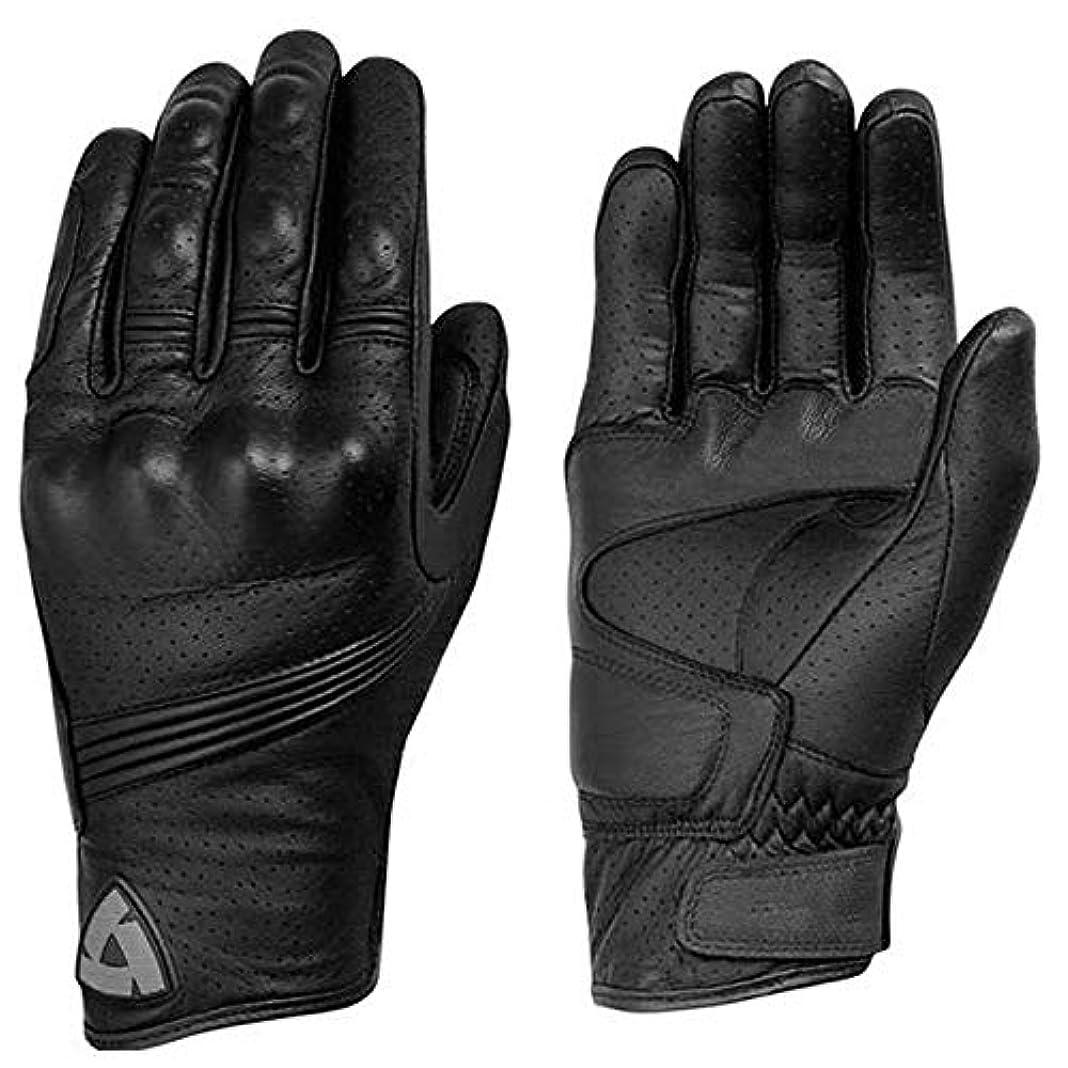 モンスターカンガルーもろいWTYDスポーツ用品 REVITレーシングタッチスクリーン防水手袋オートバイATVダウンヒルサイクリング乗馬本革手袋 スポーツのために使用されます