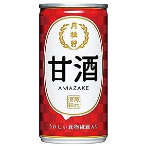 月桂冠 甘酒 190g×30本