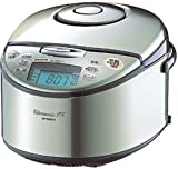 MITSUBISHI 超音波艶炊き IHジャー炊飯器 シルバー NJ-EE18-S
