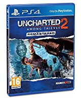 Uncharted 2: Among Thieves Remastered (PS4) (輸入版)