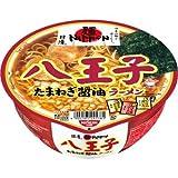 日清食品 日清 麺NIPPON 八王子たまねぎ醤油ラーメン 1コ入 4902105245781