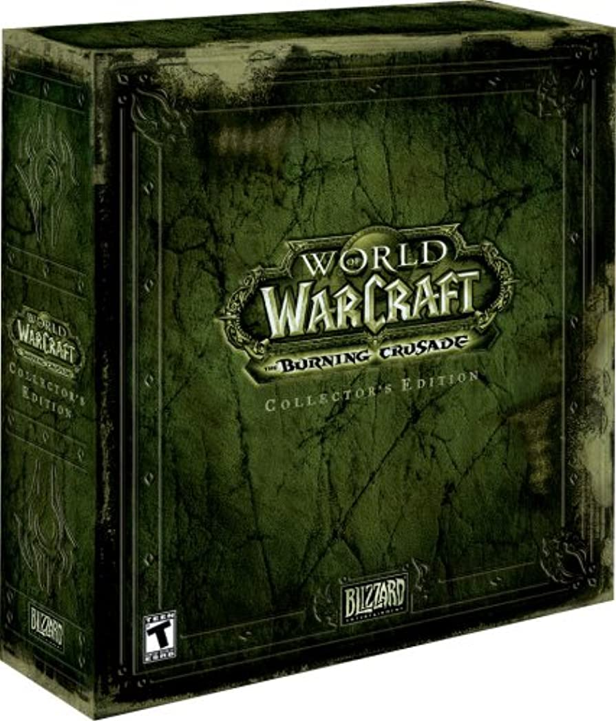 代わりの気候の山気候の山World Of Warcraft Burning Crusade Collector's Edition (輸入版)