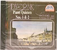 Dvorak;Piano Quintets 1 & 2