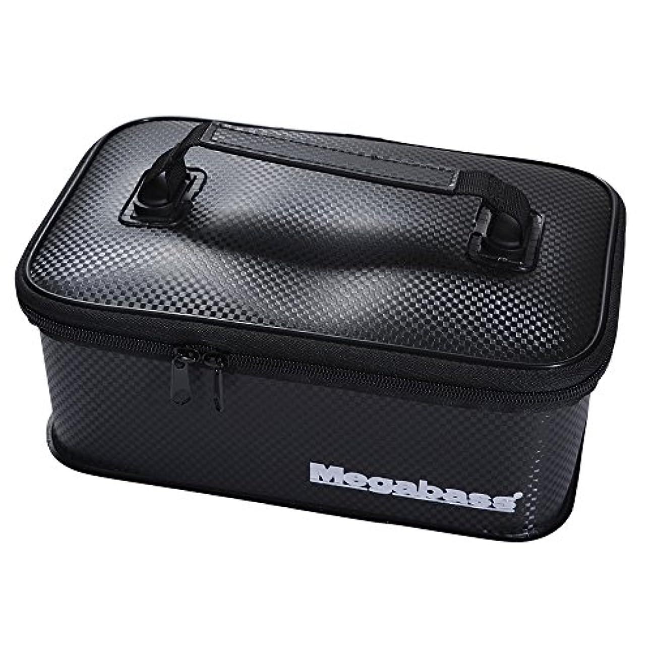 クラウン聖書運動するメガバス(Megabass) MEGABASS MULTI INNER CASE ブラック