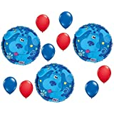 Blues Clues Happy Birthday Banner and Balloon Set by guaranteeing