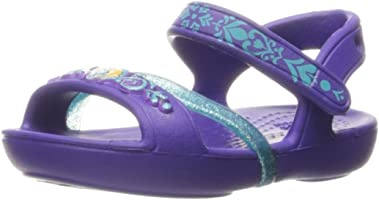 Crocs Girl's Lina Frozen Sandal