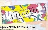 Little Glee Monster ARENA TOUR 2018 juice リトグリ 公式グッズ juice タオル 2018 ツアータオル
