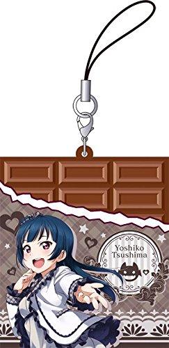 ラブライブ!サンシャイン!! 津島善子 チョコ型ラバーストラップ