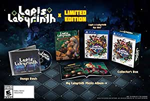 Lapis x Labyrinth - Limited Edition (輸入版:北米) - PS4