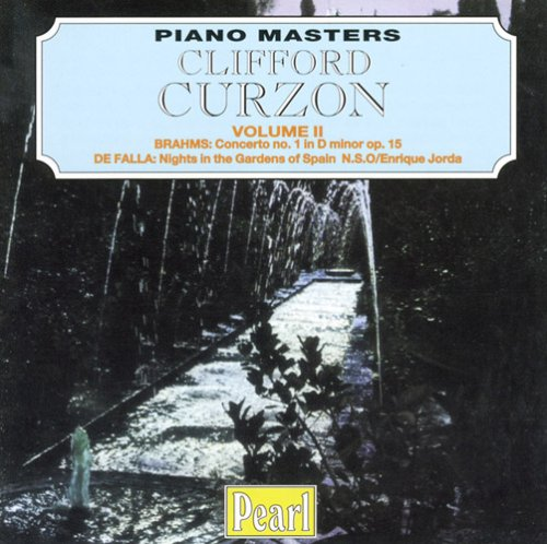 Piano Concerto 1 / Nights in the Gardens of Spain
