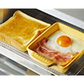 レッド 皿 トースト トースタープレート S フラット K'dep 耐熱皿 もち オーブン 目玉焼き レンジ 陶器 ランチプレート オーブントースター用 ディッシュ グラタン皿