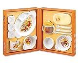 コンビ くまのプーさん ベビー食器セット L