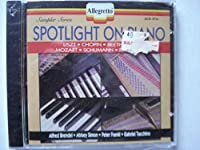Spotlight on Piano by Liszt/Chopin/Beethoven/Prokofiev/Mozart/Schumann