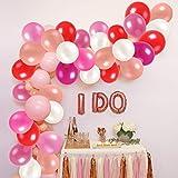 ラテックスパーティーバルーンデコレーション 112ピース パステルバルーンアーチガーランドキット アソートカラー 結婚式 卒業 誕生日パーティー用