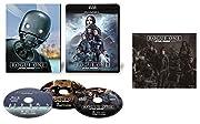 ローグ・ワン/スター・ウォーズ・ストーリー MovieNEX(初回限定版) [ブルーレイ+DVD+デジタルコピー(クラウド対応)+MovieNEXワールド] [Blu-ray](オリジナルステッカー付)