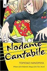 英語版 Nodame Cantabile 1
