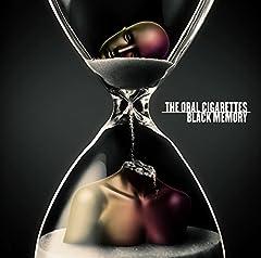 THE ORAL CIGARETTES「BLACK MEMORY」のCDジャケット