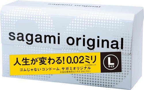 サガミオリジナル002 Lサイズ 12個入り