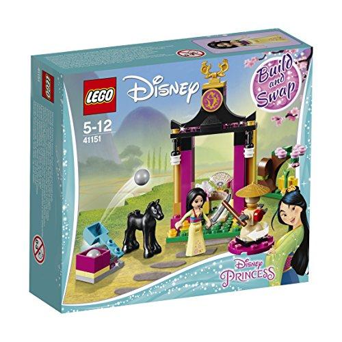 """レゴ(LEGO) ディズニー ムーラン""""寺院と剣"""