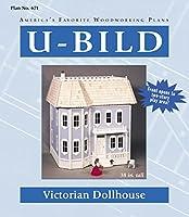 U-Bild 671 2 U-Bild 2 Victorian Dollhouse Project Plan by U-Bild