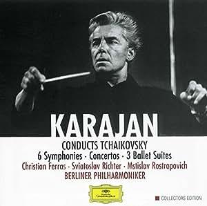 Karajan Conducts Tchaikovsky
