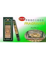 HEM(ヘム) :お香スティック/プレシャスフレグランス/1ケース(1箱20本×6箱)