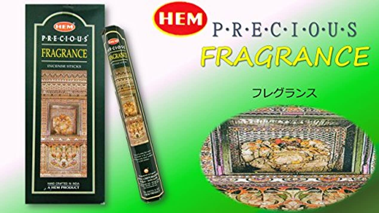 透ける突撃熱狂的なHEM(ヘム) :お香スティック/プレシャスフレグランス/1ケース(1箱20本×6箱)