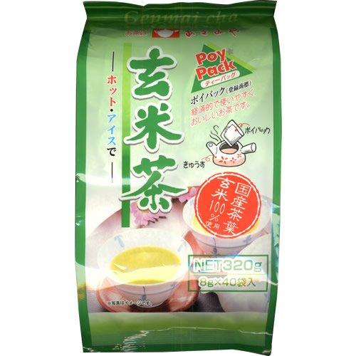 あさみや 玄米茶 ティーバック 8g×40包...
