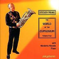 ユーフォニアムの世界 Vol. 4 World of the Euphonium Volume 4