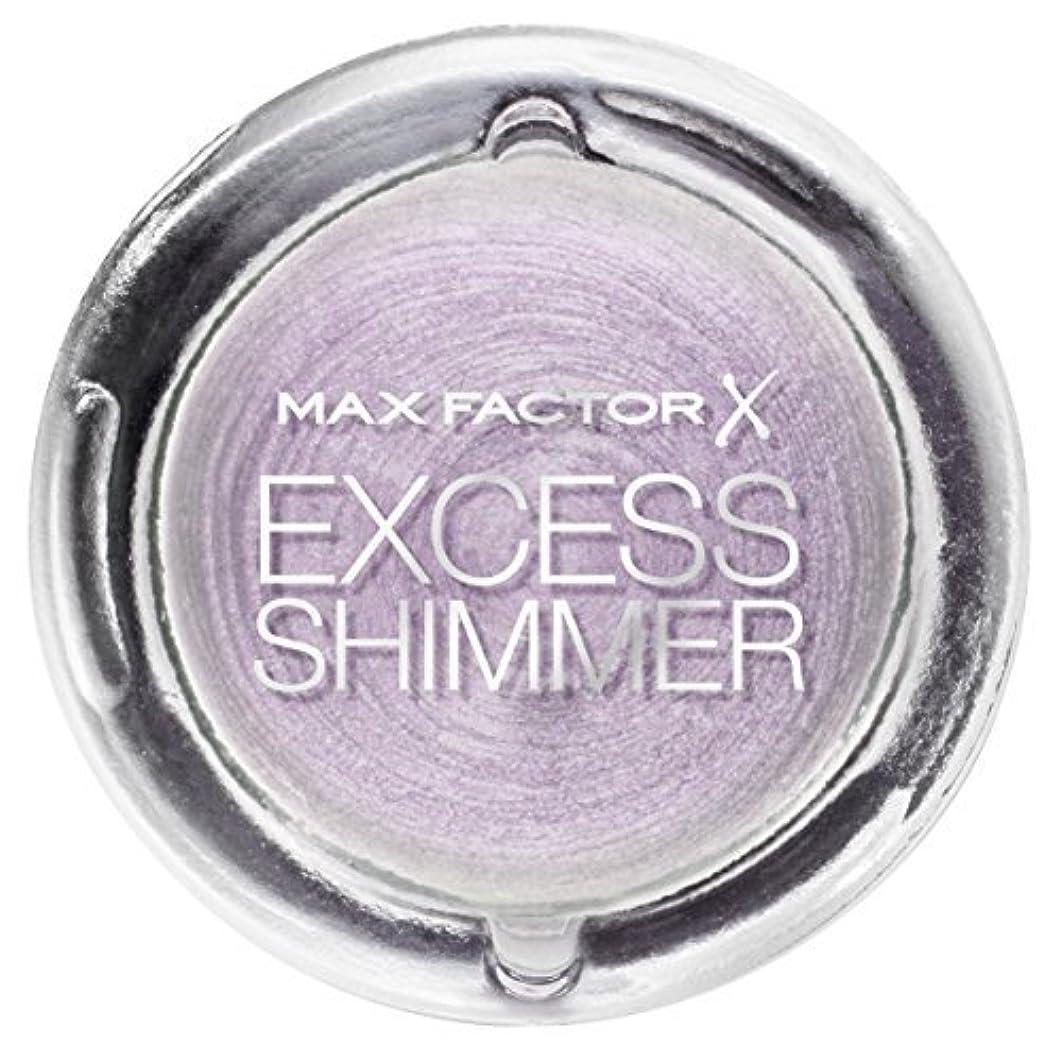 代表団治世謝るExcess Shimmer Eyeshadow by Max Factor Pink Opal 15 by Max Factor