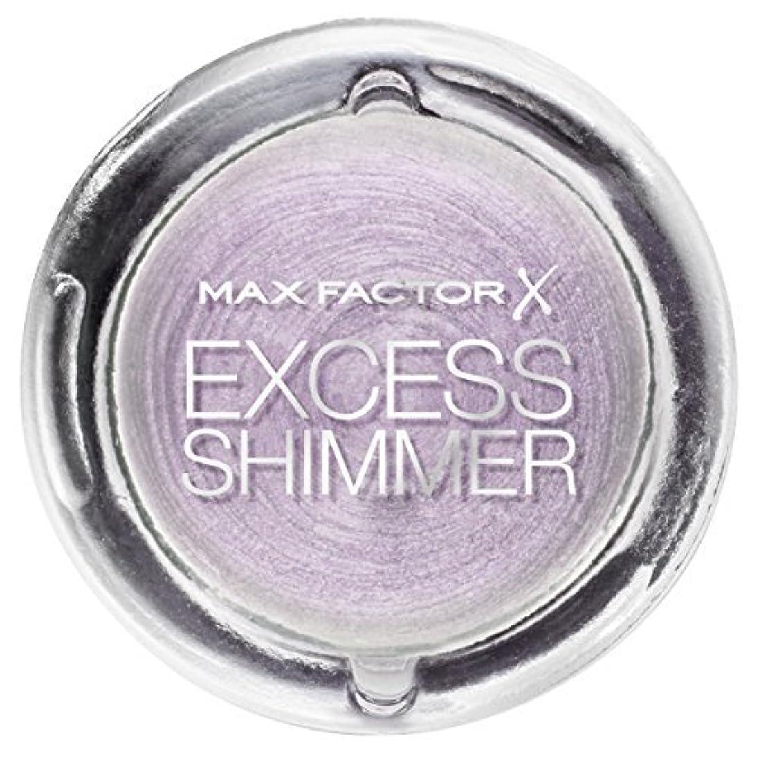 ヒューム適応大破Excess Shimmer Eyeshadow by Max Factor Pink Opal 15 by Max Factor