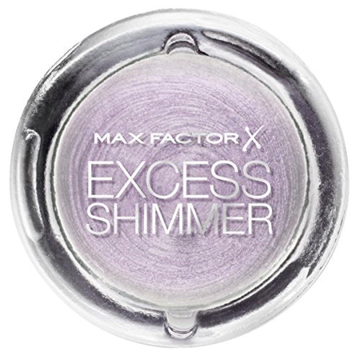 俳優自明合唱団Excess Shimmer Eyeshadow by Max Factor Pink Opal 15 by Max Factor