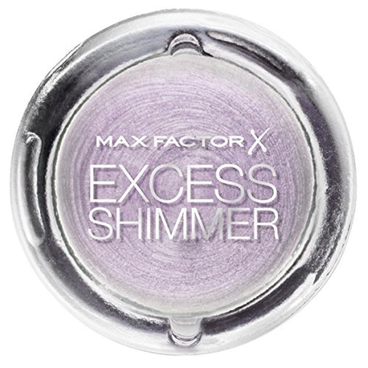 幻滅髄どのくらいの頻度でExcess Shimmer Eyeshadow by Max Factor Pink Opal 15 by Max Factor