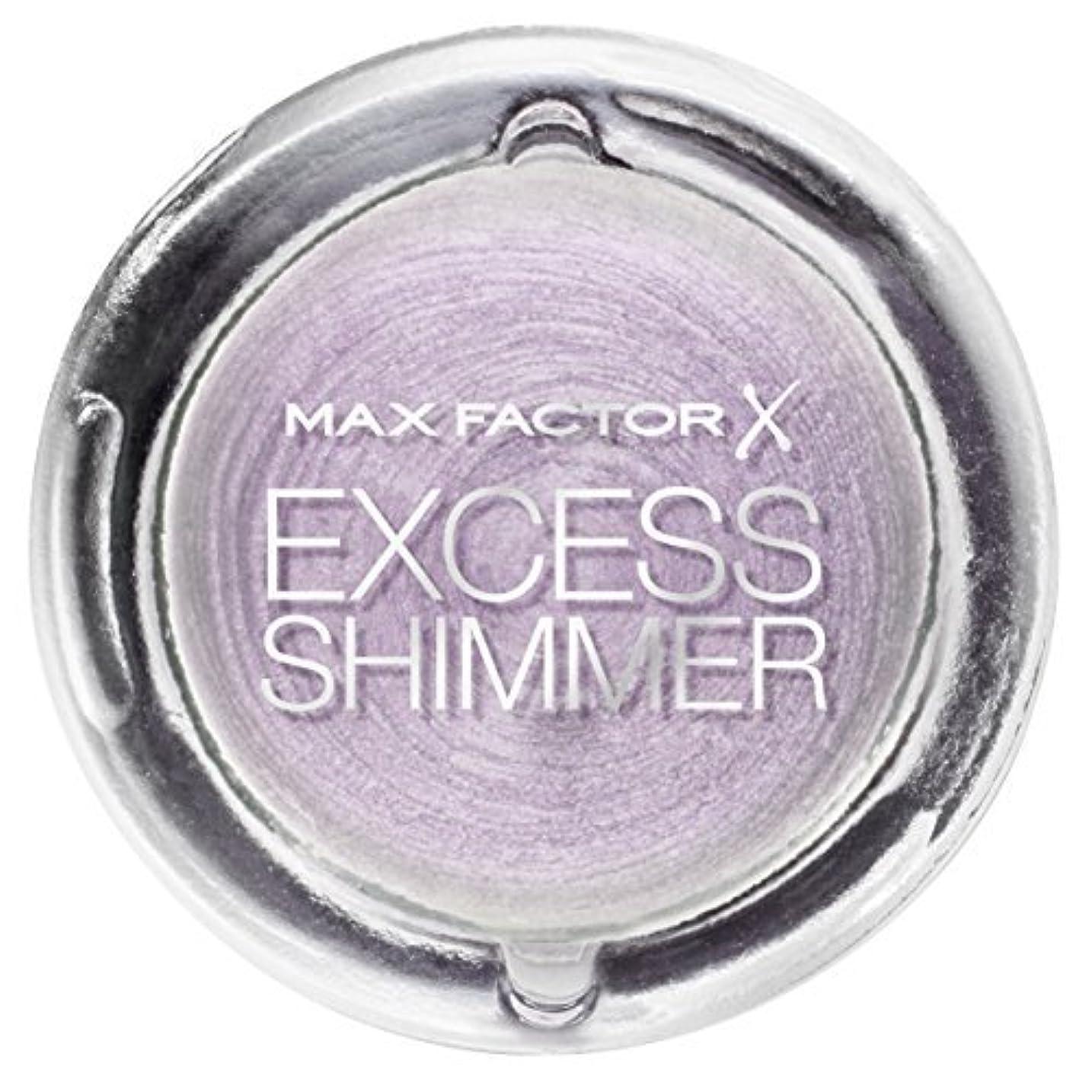 熟達効果的飲み込むExcess Shimmer Eyeshadow by Max Factor Pink Opal 15 by Max Factor
