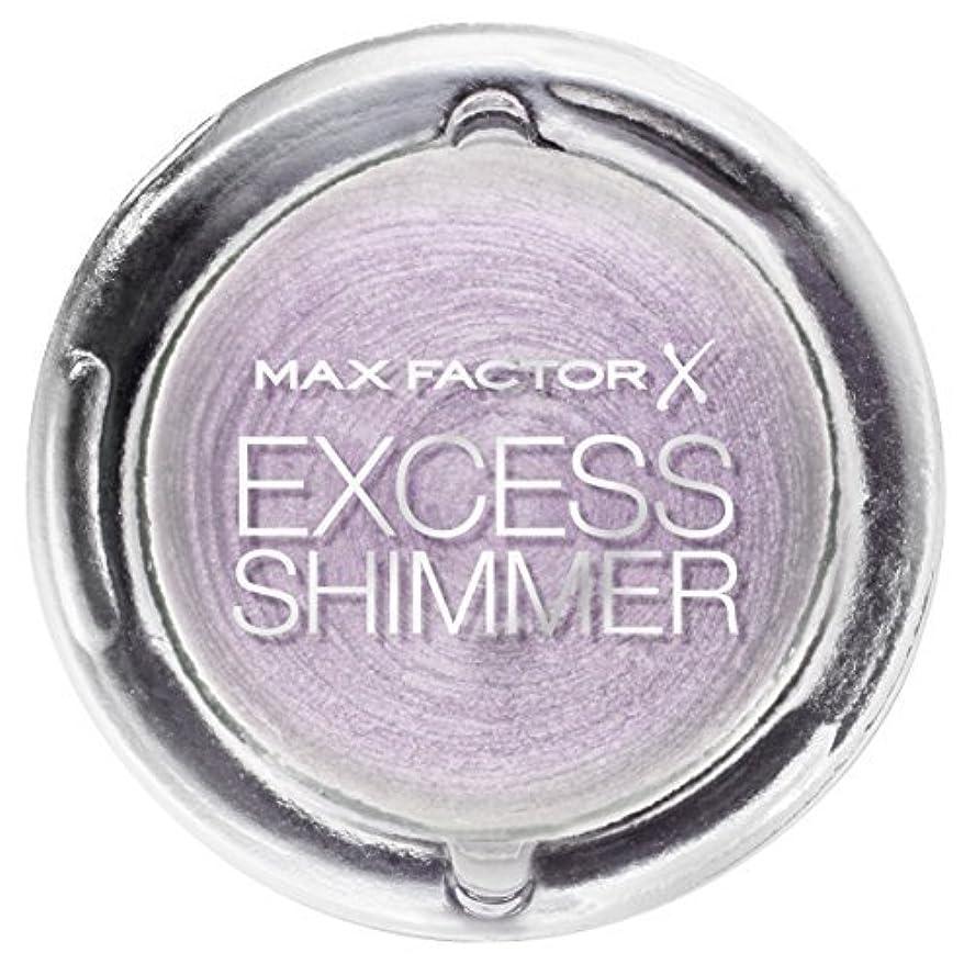 法医学不良品賞賛するExcess Shimmer Eyeshadow by Max Factor Pink Opal 15 by Max Factor
