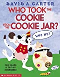 Who Took the Cookie from the Cookie Jar?: Fun Flaps & Pop-Up Surprises