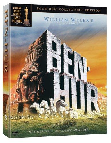 ベン・ハー コレクターズ・エディション [DVD]の詳細を見る