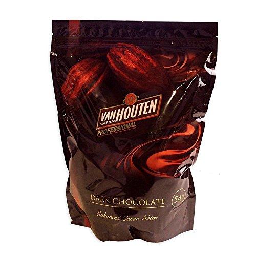 チョコレート ダークチョコレート 54% バンホーテン クーベルチュール 1kg