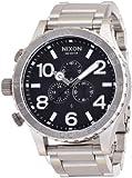 NIXON (ニクソン) 腕時計 THE 51-30 CHRONO BLACK NA083000-00 メンズ [正規輸入品]