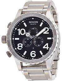 31b4b4a9fc NIXON (ニクソン) 腕時計 THE 51-30 CHRONO BLACK ...