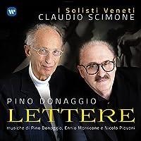 Pino Donaggio: Lettere