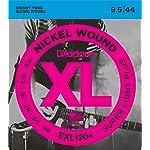 D'Addario ダダリオ エレキギター弦 ニッケル SuperLight Plus .0095-.044 EXL120+ 【国内正規品】