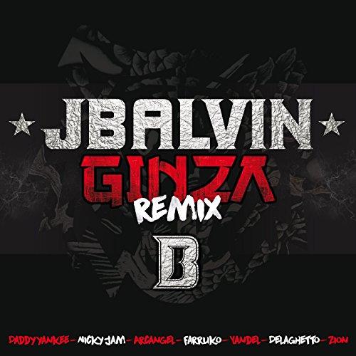 Ginza (Remix) [feat. Yandel & ...