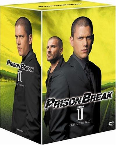 プリズン・ブレイク シーズン2 DVDコレクターズBOX1